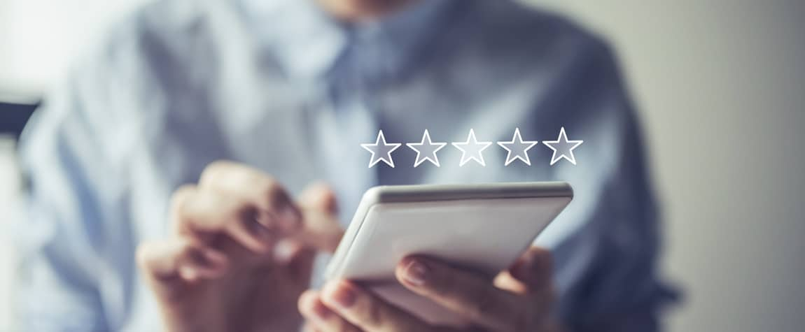 A 5-star review - TraQline Consumer Behavior Insights