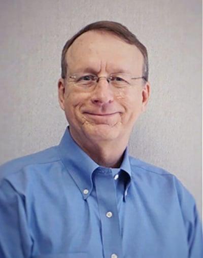 TraQline's Steve Woeste, Vice President